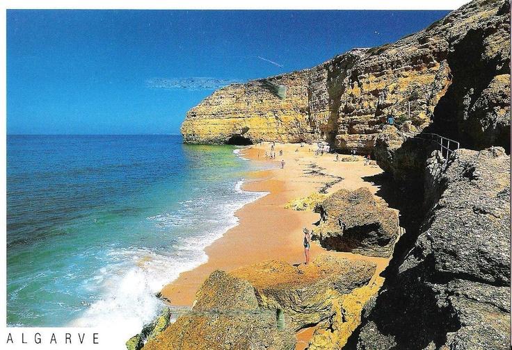 Carvoeiro, Algarve, Portugal.