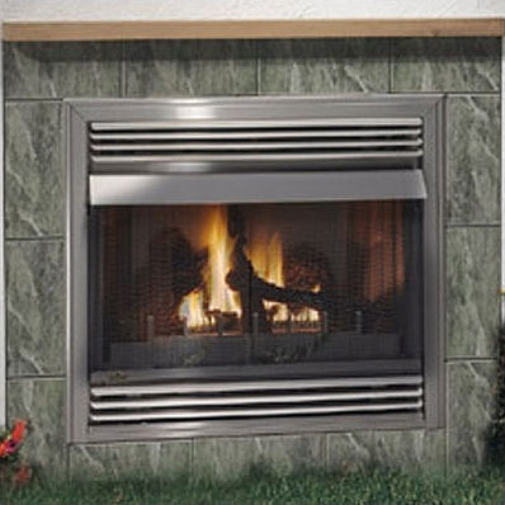 Napoleon Gss36 Outdoor Gas Fireplace Gss36