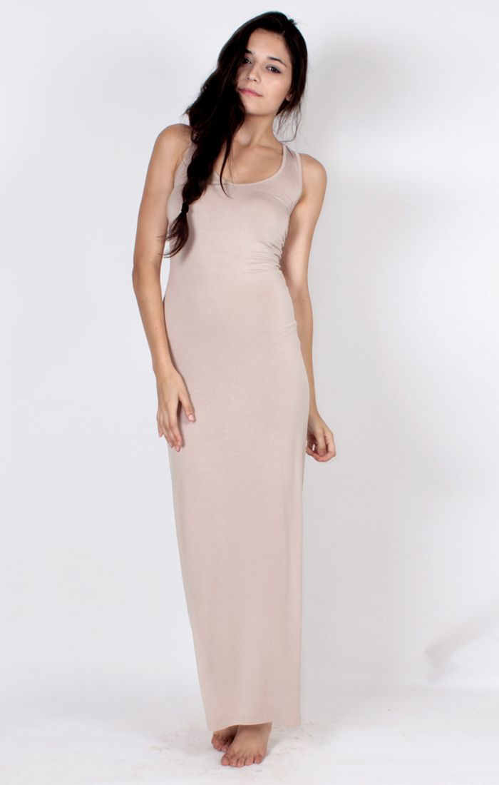 (http://www.notinthemalls.com/products/Bamboo-Racerback-Maxi-Dress.html)
