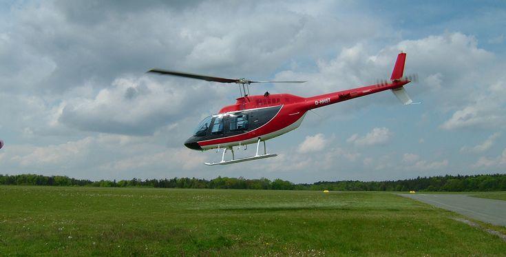 30 Min. Hubschrauber Rundflug Taucha #Hubschrauber #Geschenk #Helikopter
