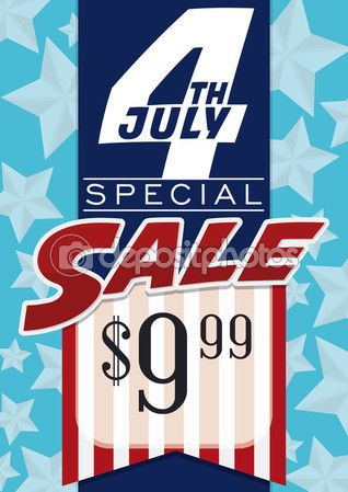 Price Tag Offer for Independence Day