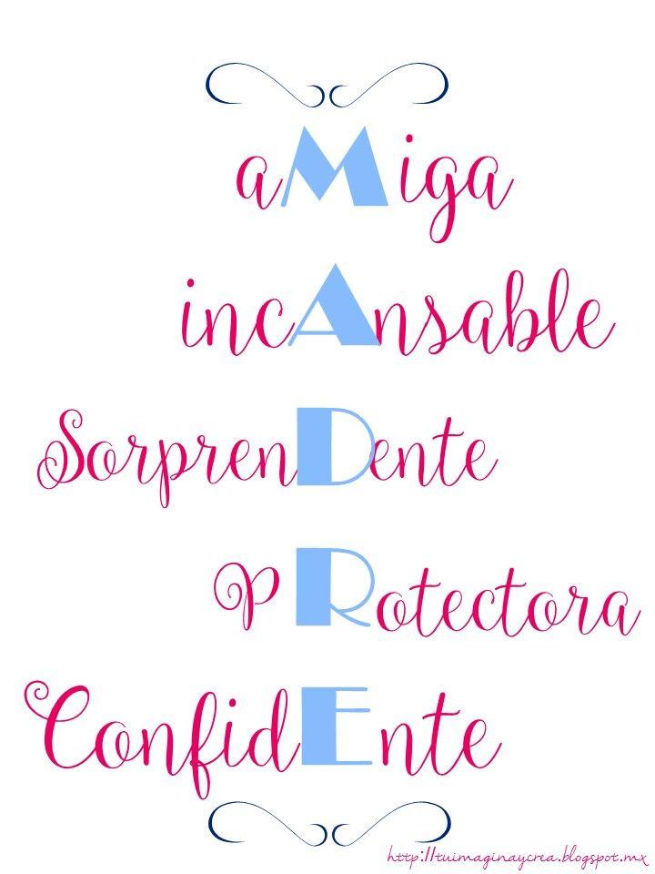 Dia de las madres Cartelitos con frases tuimaginaycrea.blogspot.in/2015/05/frases-para-mama.html?m=1