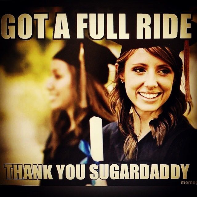 Graduated - checked  Debt free - checked Stress free - checked  Thank you sugar daddy!  #sugardaters #sugardaddy #sugarbabe #sugarbaby #sugarbabe #academicyear #graduate #graduated #sugarbabylife #student #studentlife #studentuk #sugarbabyuk #sugarbabe #sugardaddygoals #university #students #hilarious #funny #congratulations