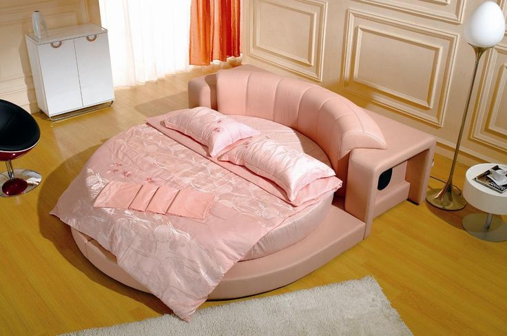 25 best images about round bed on pinterest models for Round bed for kids