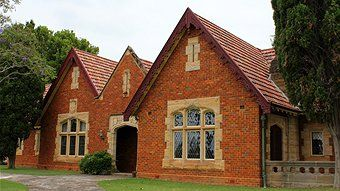 The Gleniffer Brae manor house in Wollongong.