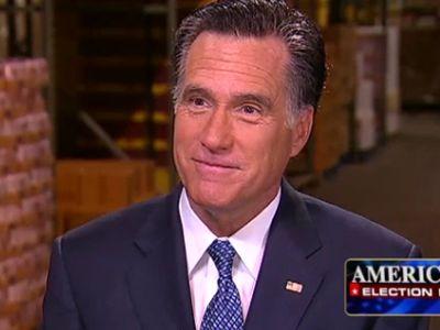 Mitt Romney Latest Interview | MAN UP: Mitt Romney Is Whining That His Fox News 'Flip Flop' Interview ...