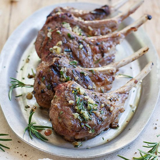Lamb Chops with Garlic and Olive Oil   Fast lamb chop recipes include classic rosemary lamb chops and lamb chops with frizzled herbs. Plus more fast lamb chop recipes.