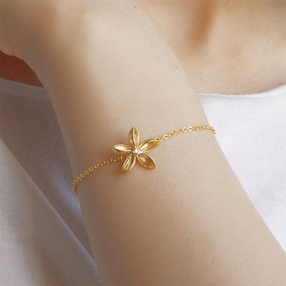 oh i love this pretty delicate bracelet from Etsy! really really cute!