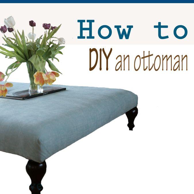 An Ottoman 107 best diy ottoman images on pinterest | diy ottoman, ottoman