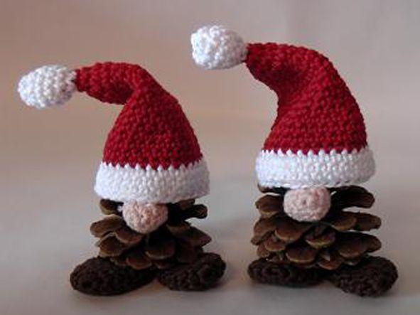 Jeanines hobby: Laatste kersthaaksels en mooie kaart