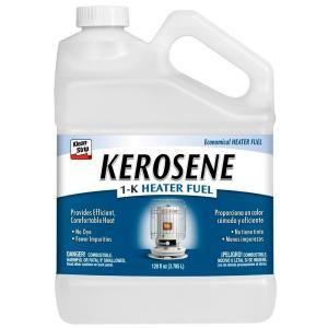 Klean-Strip 1 gal. Plastic Kerosene-GKP85 - The Home Depot $11