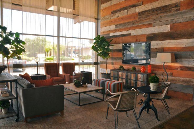 Journey - A Church Lobby - Designed Interiors | San Diego