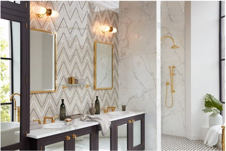 Preview Luxury Bathrooms At AD Design Show 2017