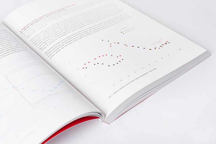Comunicações Técnicas on Editorial Design Served