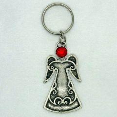 Melekler sayesinde artık anahtarlarınızı hiç kaybetmeyeceksiniz. Ölçüler: 3 cm x 8 cm