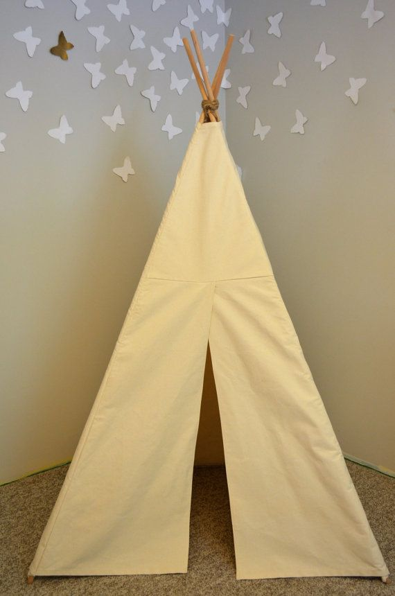 Hey, I found this really awesome Etsy listing at https://www.etsy.com/ca/listing/459247494/10oz-canvas-teepee-poles-included