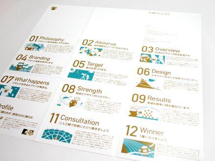 企業 パンフレット デザイン - Google 検索