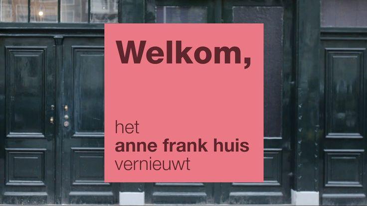 Renewal Anne Frank House 1 / Vernieuwing Anne Frank Huis 1