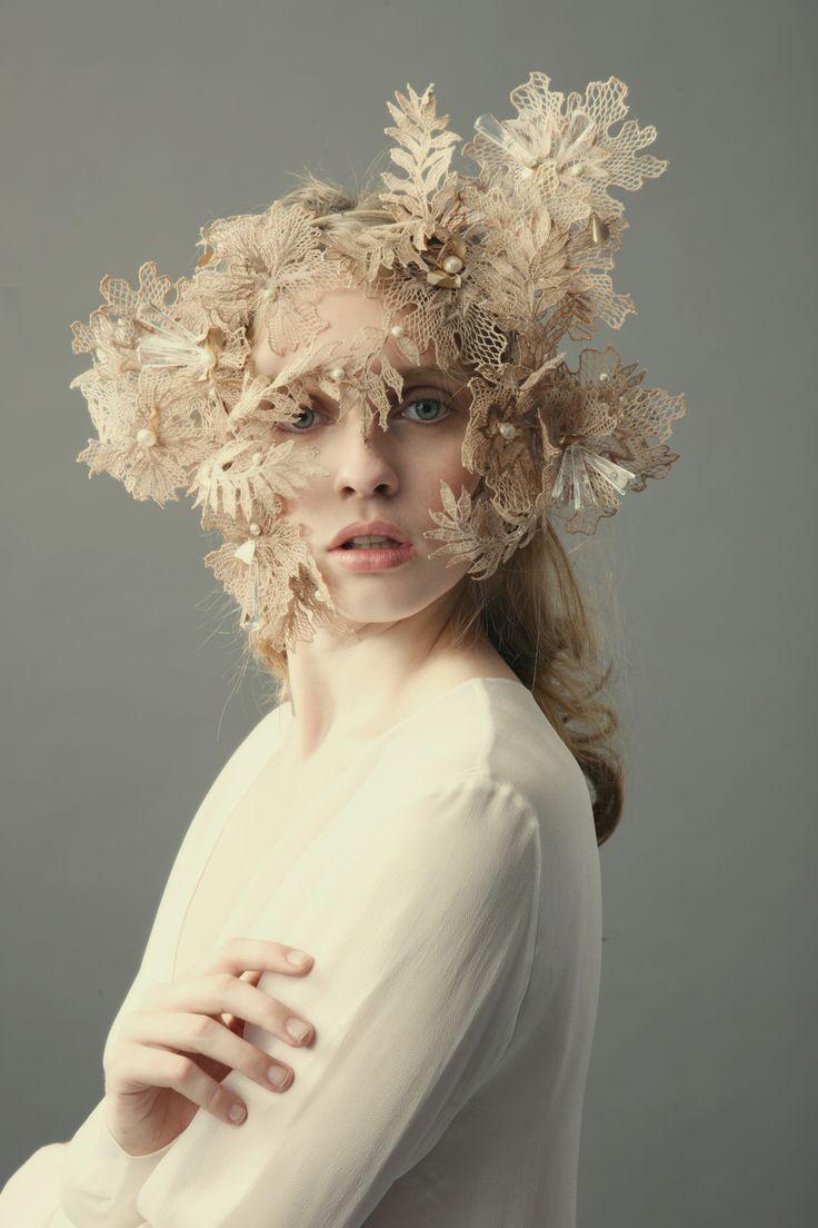 Fine 17 Best Ideas About Headpieces On Pinterest Headdress Mermaid Hairstyles For Men Maxibearus