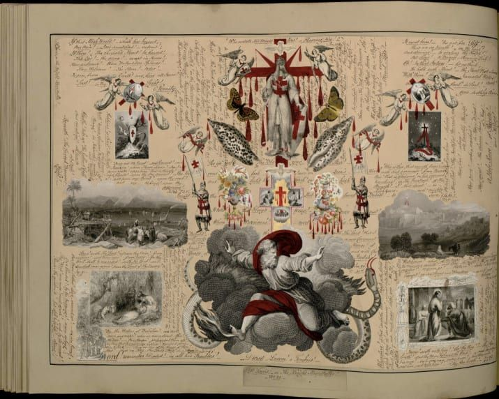 "This Victorian ""Blood Book"" Will Give You Nightmares"