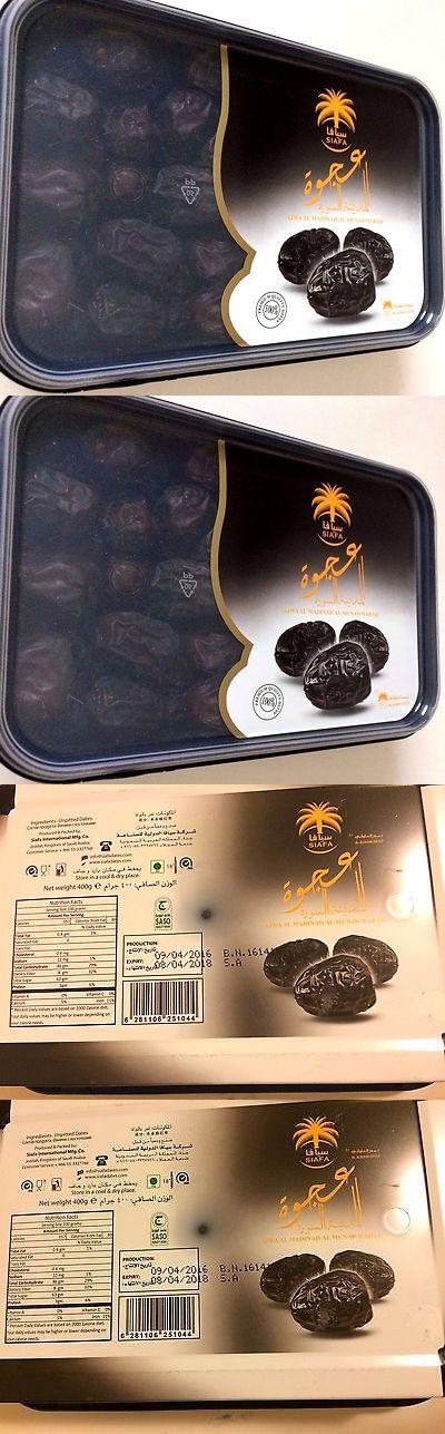 Fruits 179237: 2 Authentic Al Wani Ajwa Dates From Madinah Munawwarah (Free Shipping) 400Gmx2 -> BUY IT NOW ONLY: $42.99 on eBay!