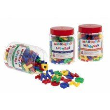 Magnetic Letters And Numbers made by Paul Norman Plastics Ltd in #Gloucestershire - £13.00