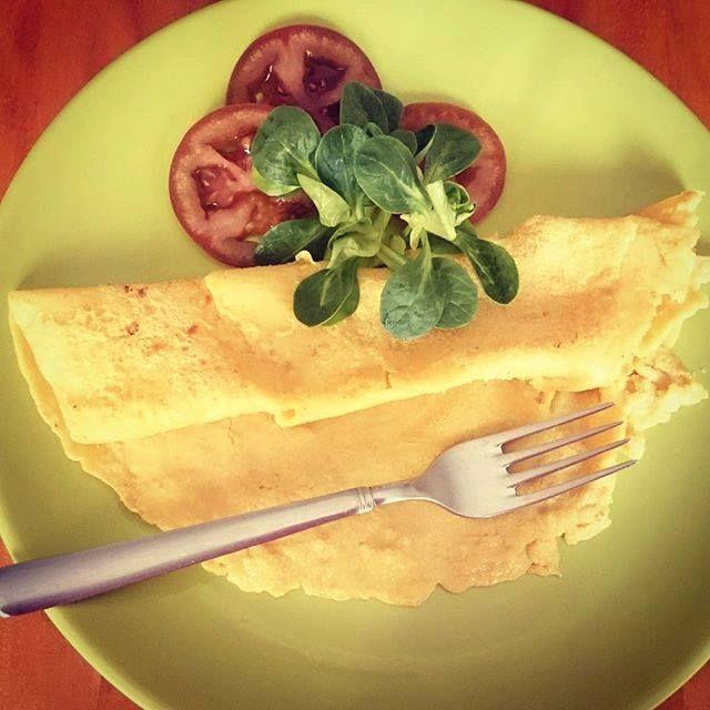Hamis vegán tojásrántotta vagy tortilla (gluténmentes recept)