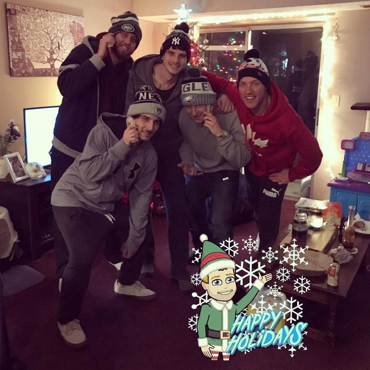 Happy Holidays from the Boys in the Jerz  .......................... #JerseyBoys #JerseyShore #HappyHolidays #Christmas #Hannukah #Kwanzaa