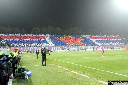 Steaua - Dinamo 01.03.2014