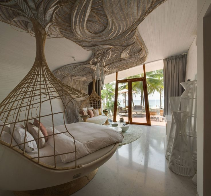 loveisspeed.......: Villa Siam is a private villa part of the Iniala Beach House complex, located in Phang Nga Province, Thailand. The villa was designed in 2013 by Eggarat Wongcharit.