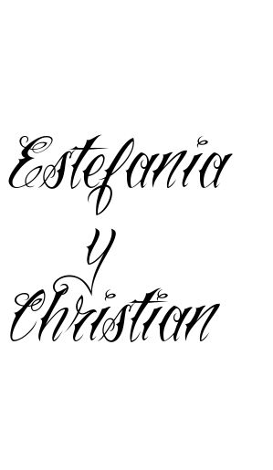 Christian Tattoo was created using our unique service. Tattoo ...