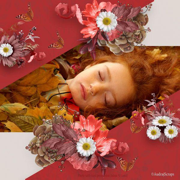 **New** Pretty As A Flower by Angelique's Scraps Available @ http://www.bazarascrap.fr/en/angelique-s-scraps/645-pretty-as-a-flower.html Photos with kind permission Tanya Patxot @ pixabay