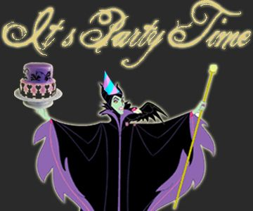 Image result for happy birthday maleficent