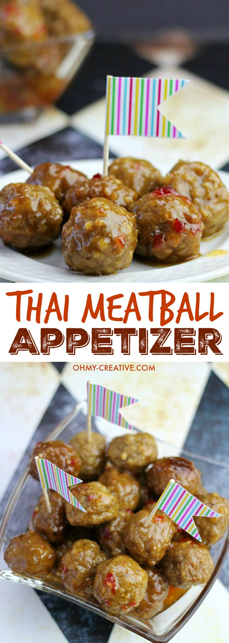Meatballs are a trendy and delicious finger-food great for entertaining guests. Choose from one of these meatball appetizer recipes for your next party.
