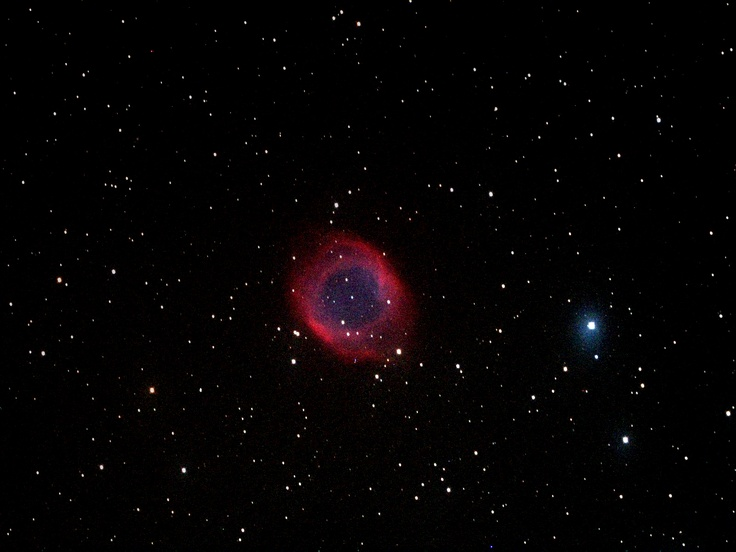 constellation map of helix nebula - photo #10