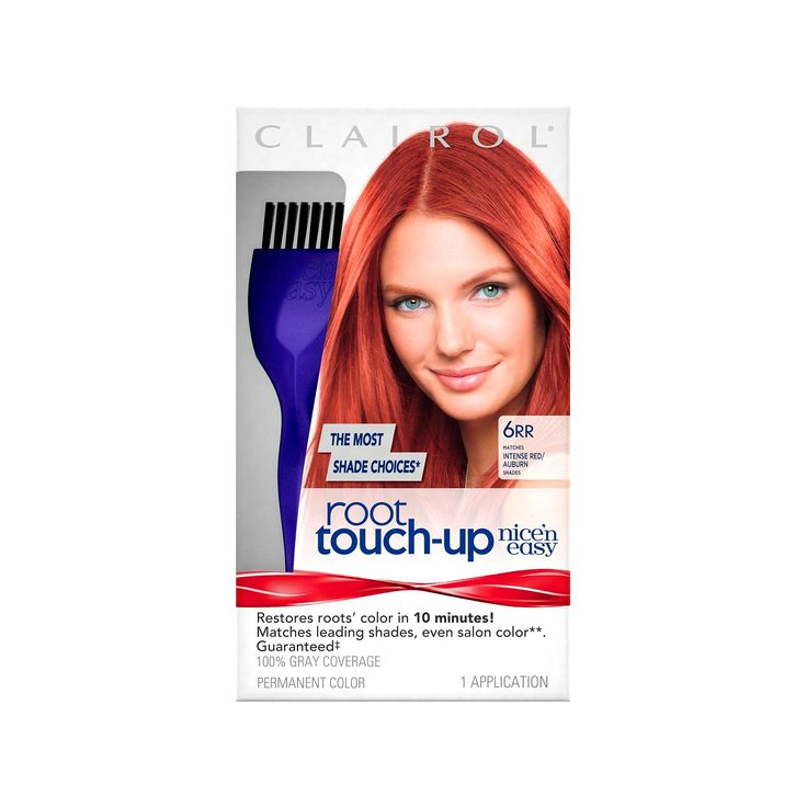 The 25 best root touch up ideas on pinterest madison reed root nice n easy root touch up hair color intense red 1 kit medium pmusecretfo Choice Image