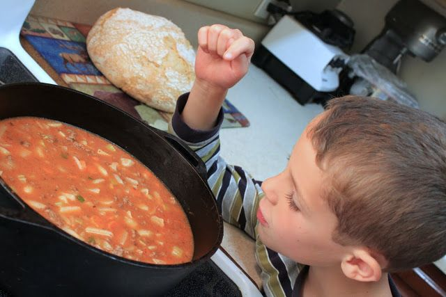 Delightful Learning: The Boxcar Children {Cooking and Fun}