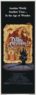 The Dark Crystal (1982) movie #poster, #tshirt, #mousepad, #movieposters2