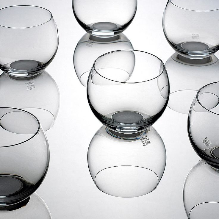Globe Glasses / Ulla Christiansson