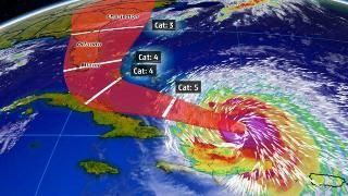 Monitor Hurricane Jose using the new interactive storm tracker from weather.com and The Weather Channel and get hurricane safety and preparedness tips.