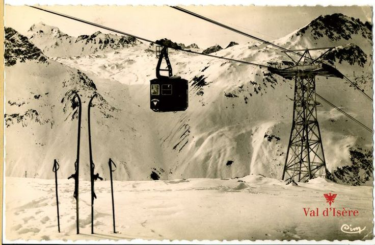 Vintage Val d'Isère