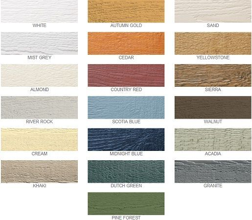 Fiber Cement Vs Engineered Wood Siding Unbiased Siding: engineered wood siding colors
