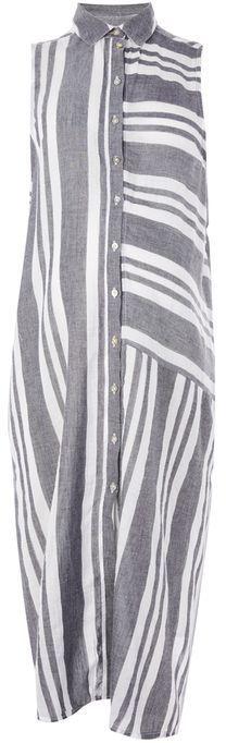 Topshop Maternity stripe shirt