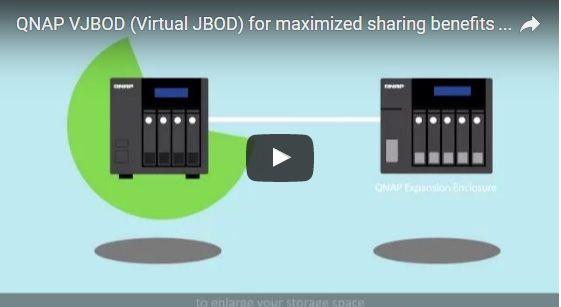 QNAP rilascia QTS 4.2.2, aggiungendo l'esclusiva tecnologia Virtual JBOD: espansione della capacità di archiviazione impiegando lo spazio inutilizzato di altri #QNAP #NAS https://techanthology.com/2016/09/02/qnap-rilascia-qts-4-2-2-con-vjbod/