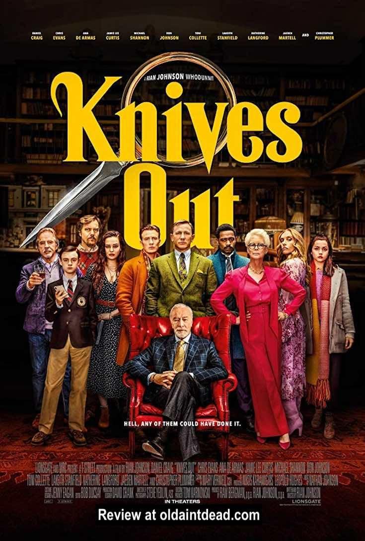 Review Knives Out Old Ain T Dead Peliculas Completas Peliculas Gratis Peliculas