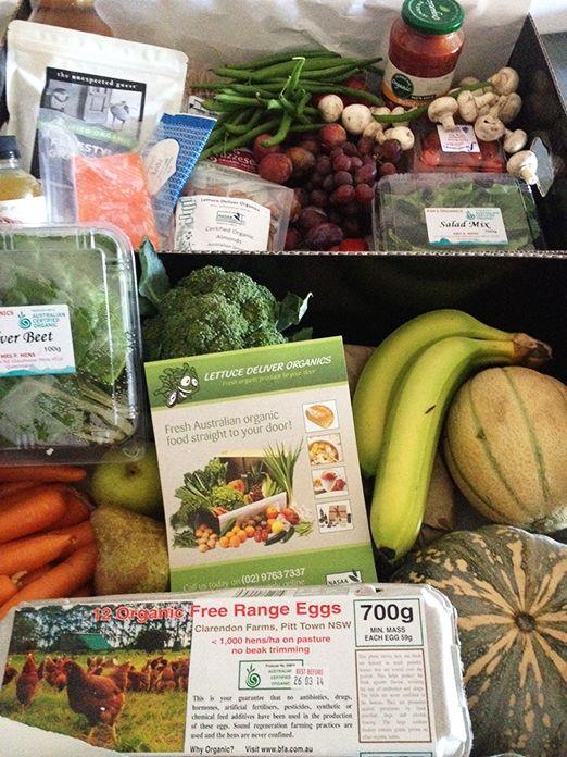 Lettuce Deliver Organics Sydney