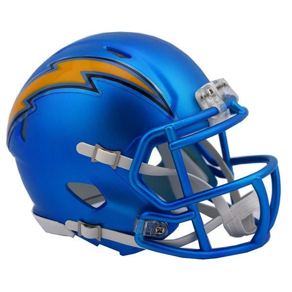 Riddell San Diego Chargers Blaze Revolution Speed Mini