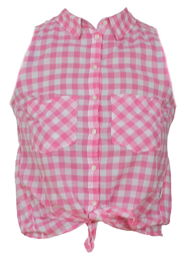 Camasa Bershka Collection Pink - doar 34,90 lei. Cumpara acum!