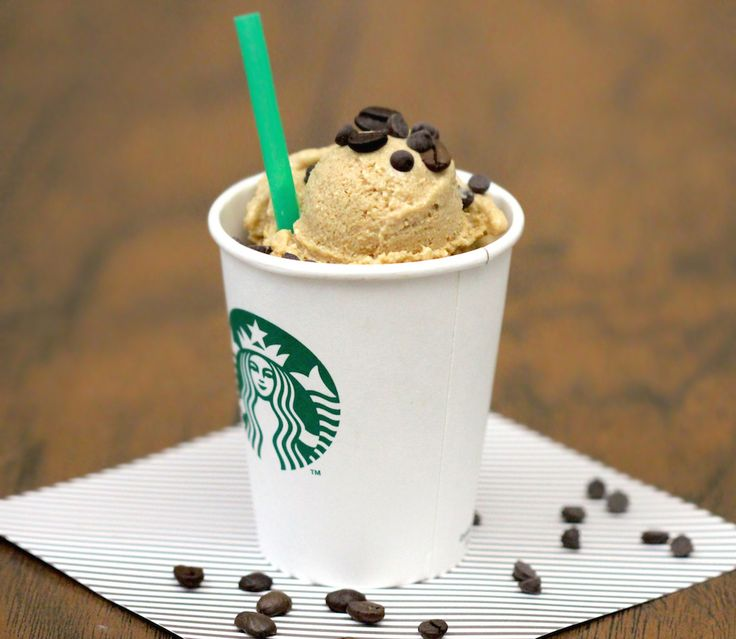 Healthy Iced Coffee Ice Cream - Dessert Bullet Blog I would sub full-fat dairy.