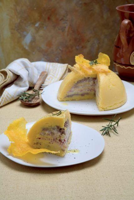La #polenta può essere cucinata in molti modi ma questo è veramente #originale…